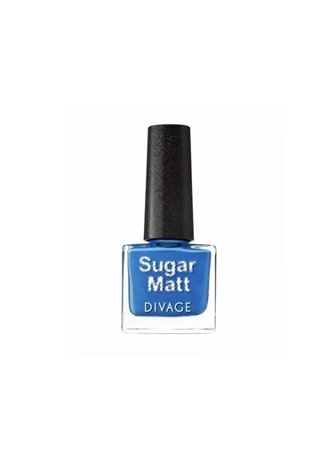 Divage Divage Sugar Matt - Kumlu Görünümlü Mat Oje 07 Renkli